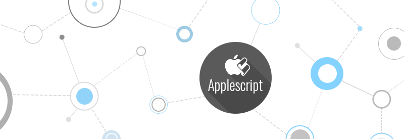 Applescript, automation technologies