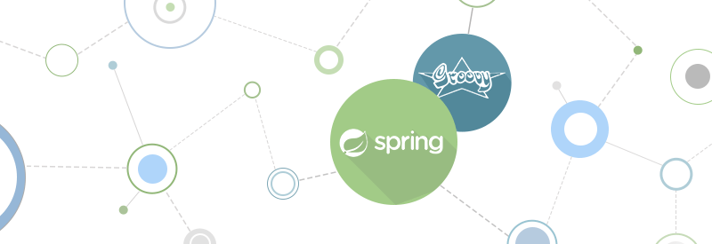 'Groovy application utilizing Spring IoC example' post illustration